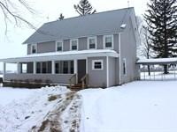 Real Estate Auction In Wisconsin : Deerfield : Dane County : Wisconsin