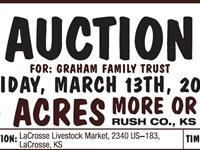Rush Land & Gas : Liebenthal : Rush County : Kansas