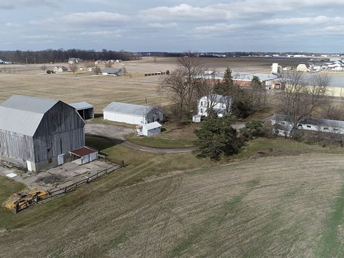 Farmland Auction In Indiana : Grabill : Allen County : Indiana