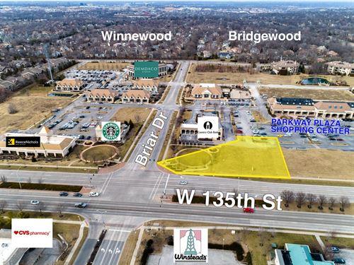 Prime Office/Retail Site : Leawood : Johnson County : Kansas