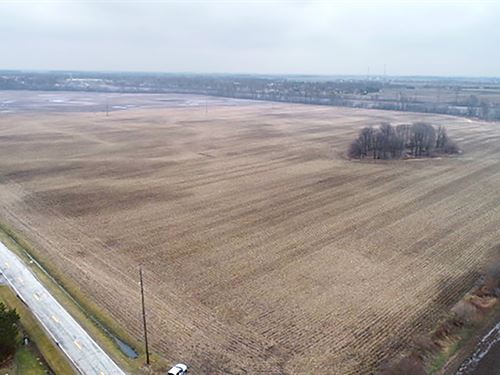 Land Auction In Madison Co, Ohio : London : Madison County : Ohio