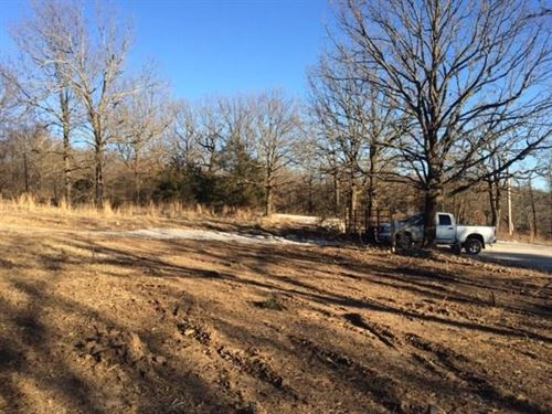 30 Acre Building Site : Goshen Township : Washington County : Arkansas