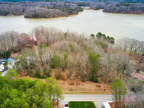 Lake View Lot on Lake Norman NC : Sherrills Ford : Catawba County : North Carolina