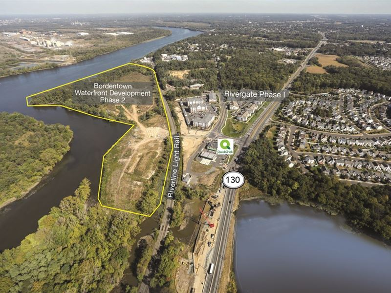 Development Opportunity, Absolute : Bordentown : Burlington County : New Jersey