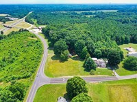 Troutman Commercial Corner Lot : Troutman : Iredell County : North Carolina
