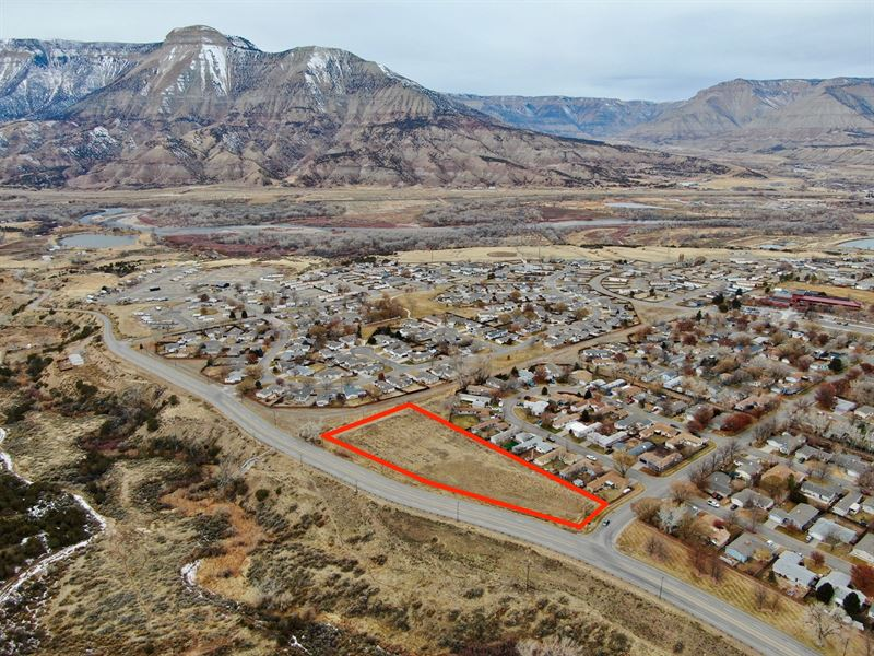 Commercial Residential Development : Battlement Mesa : Garfield County : Colorado