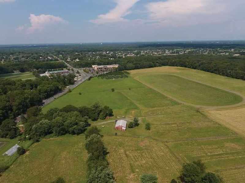Renowned Stafford Farm : Voorhees : Camden County : New Jersey