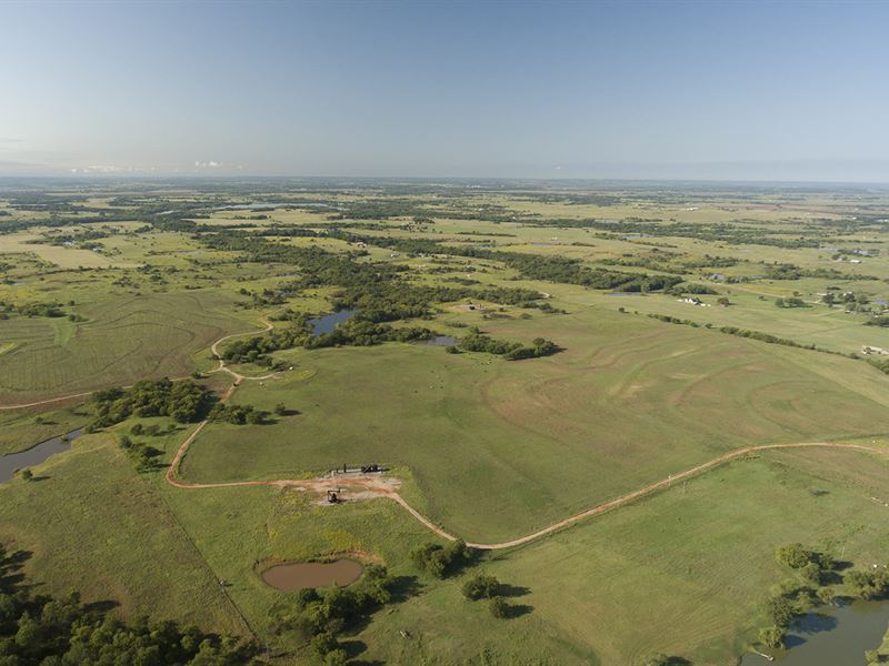 Land Auction In Oklahoma : Purcell : McClain County : Oklahoma