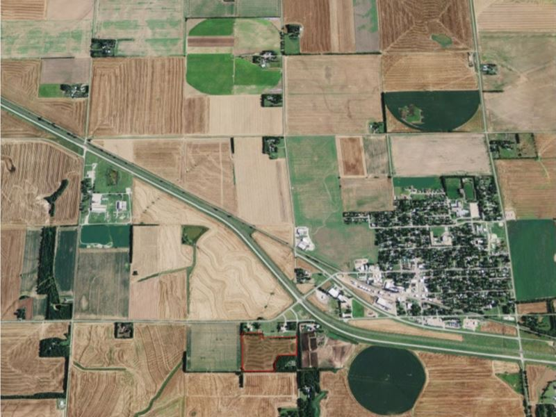 Chambers 3 Tract Auction : Haven : Reno County : Kansas