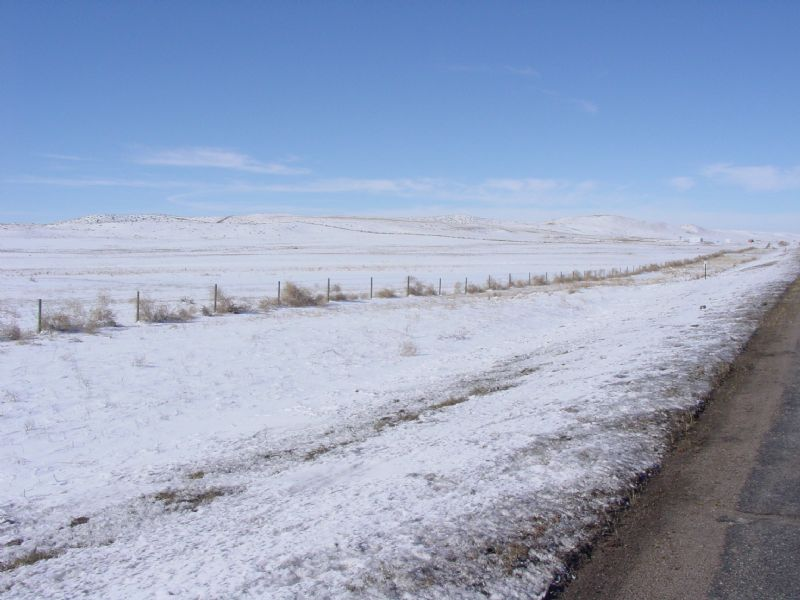 2,161+/- Acre Nebraska Grassland : Alliance : Box Butte County : Nebraska