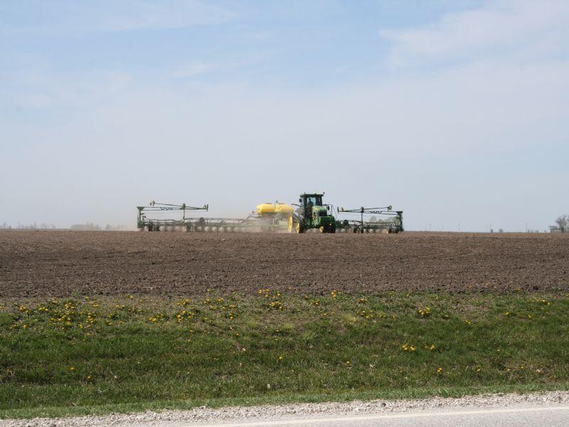 Farmland Auction : Waverly : Morgan County : Illinois