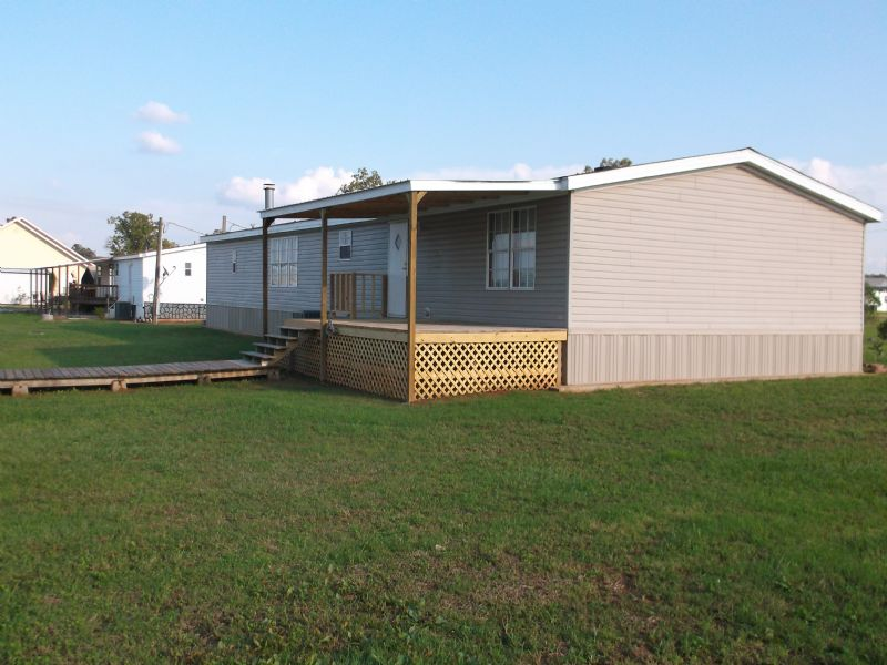 4 Bedroom 3 Bath Mobile Home : Plaucheville : Avoyelles Parish : Louisiana