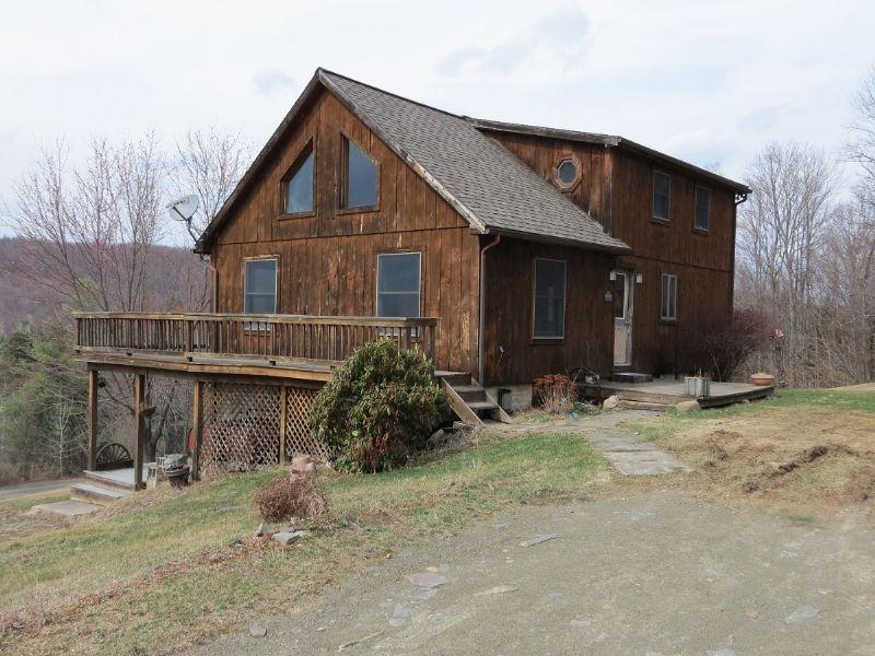 Marcellus Shale Area Multi-property : Tioga : Tioga County : Pennsylvania