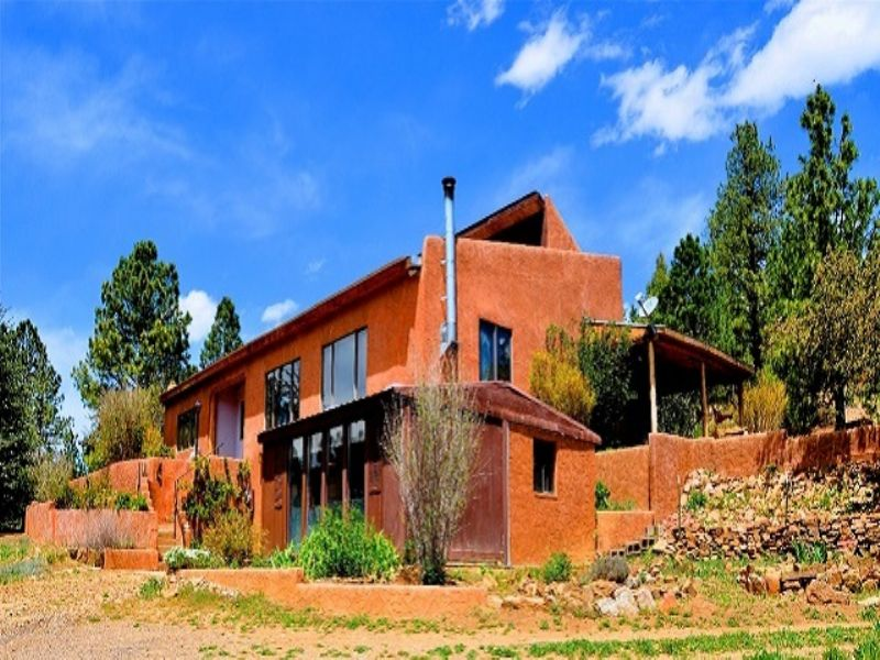 Absolute Auction - Home & Acreage : Mora : Mora County : New Mexico