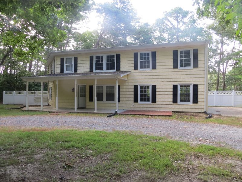 Chesapeake Bay Home Auction : Machipongo : Northampton County : Virginia