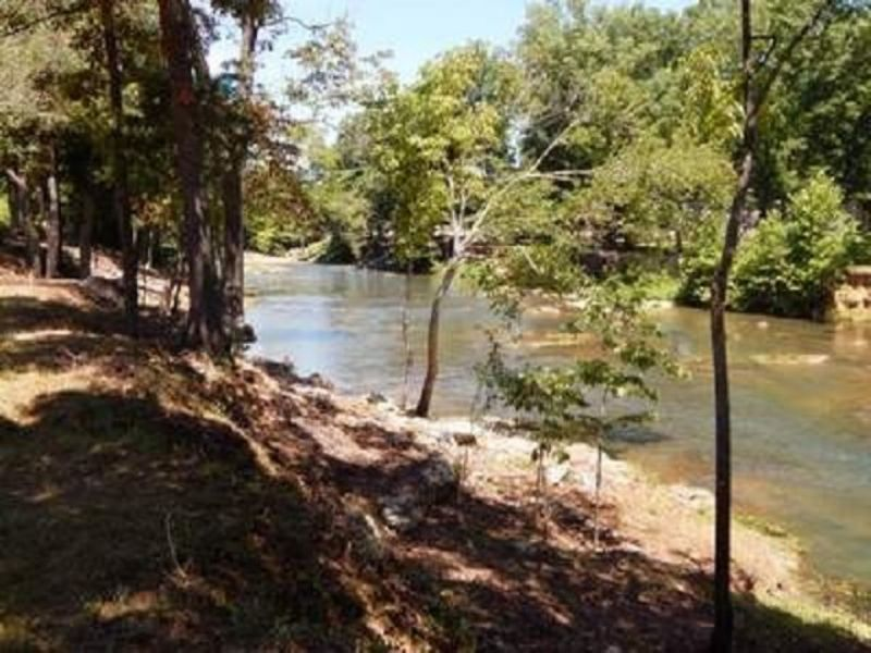 Spring River Multi-lot Auction : Mammoth Spring : Fulton County : Arkansas