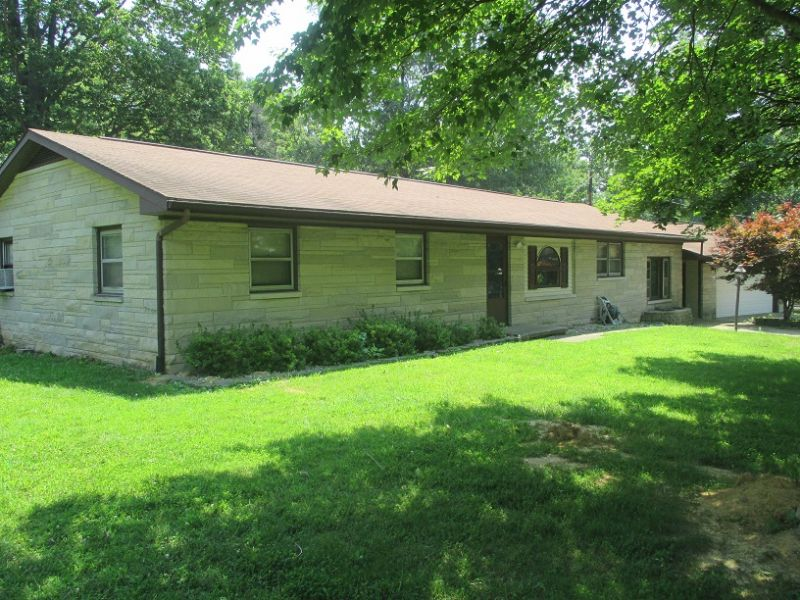 Internet Only Real Estate Auction : Bloomington : Monroe County : Indiana