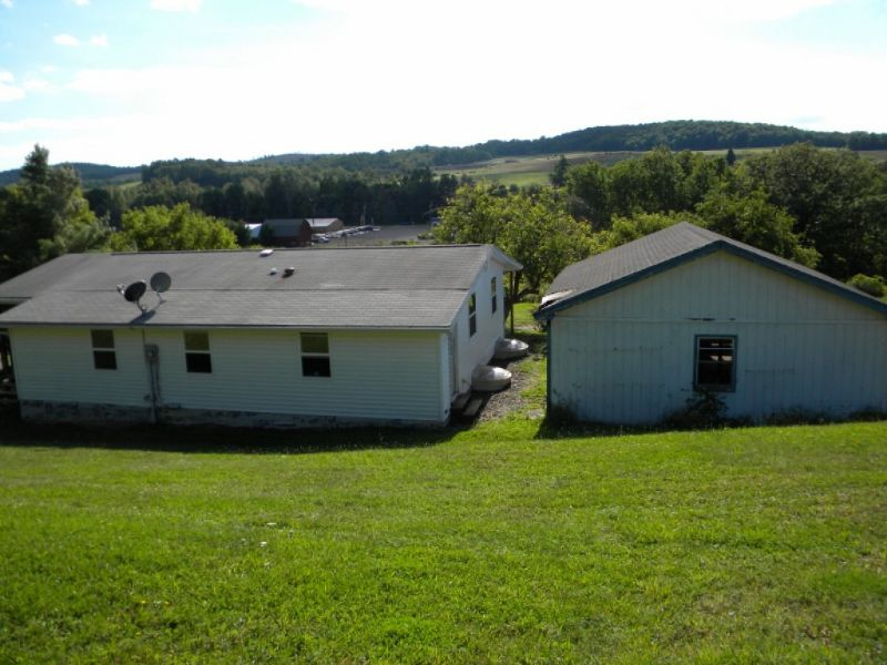Home & Acreage Multi-parcel Auction : Mansfield : Tioga County : Pennsylvania