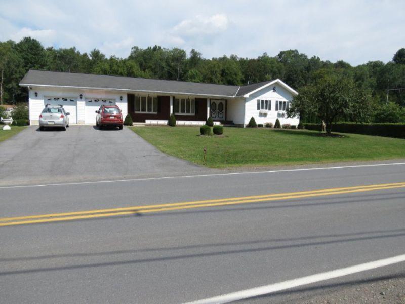 Gorgeous Estate Auction : Blossburg : Tioga County : Pennsylvania