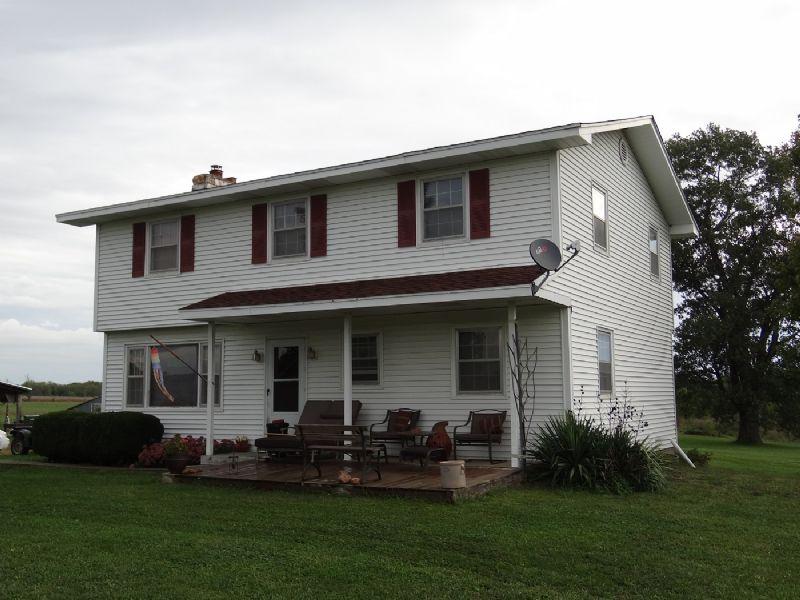 Land & Home Auction 80± Acres : Lawrence : Douglas County : Kansas