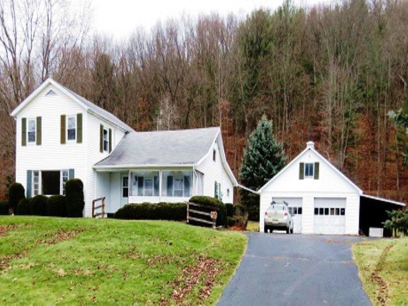 Recreational Mountain Home : Lawrenceville : Tioga County : Pennsylvania
