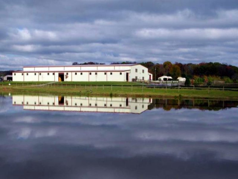 57+/- Acre Equestrian Facility : Furlong : Bucks County : Pennsylvania