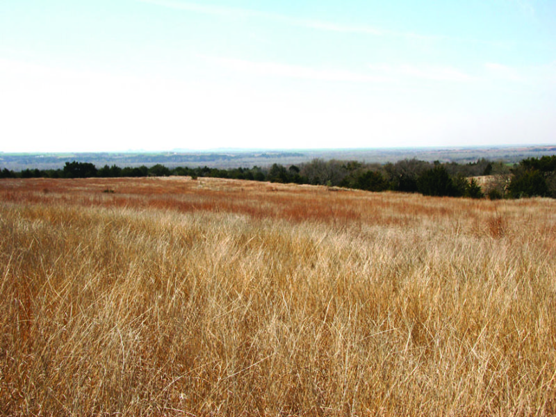 160 Acres With 2400 Sq. Ft. House : Geary : Blaine County : Oklahoma