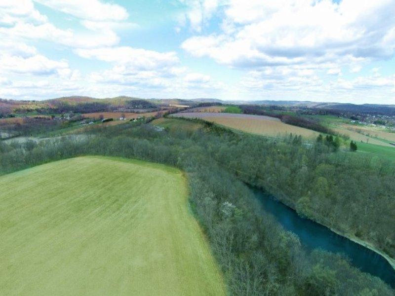 Hollow Ridge Farm 88.45+/- Acres : Asbury : Warren County : New Jersey
