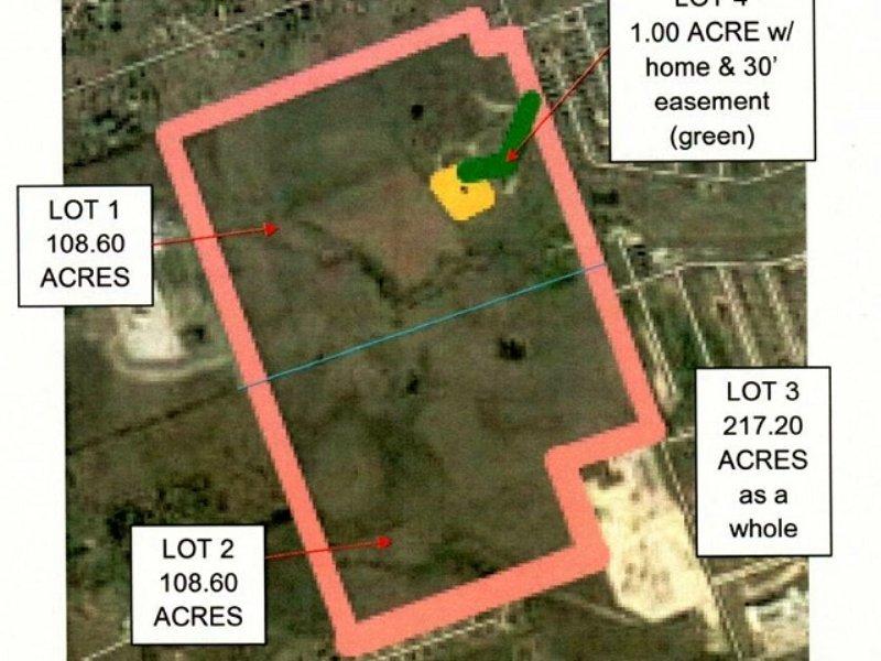 Central Texas Prime Development : Killeen : Bell County : Texas