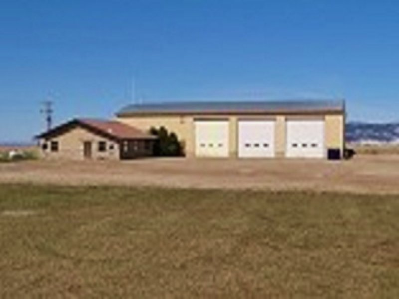 Commercial Real Estate Auction : Lewistown : Fergus County : Montana