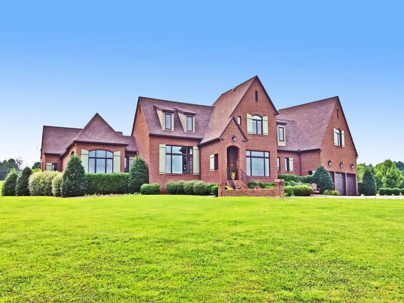 4 Br, 4.5 Ba 4,728sf Home On 56.5ac : Eagleville : Rutherford County : Tennessee
