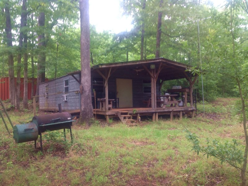 Estate Auction- Timber / Recreation : Hillsboro : Jasper County : Georgia