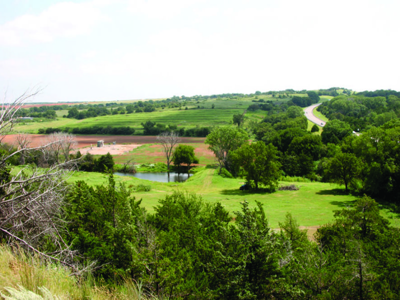 115 Acres : Calumet : Canadian County : Oklahoma