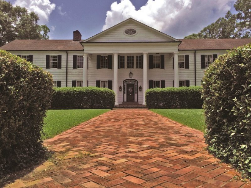 Auction- Historic Southern Gem On 1 : Gloster : Amite County : Mississippi