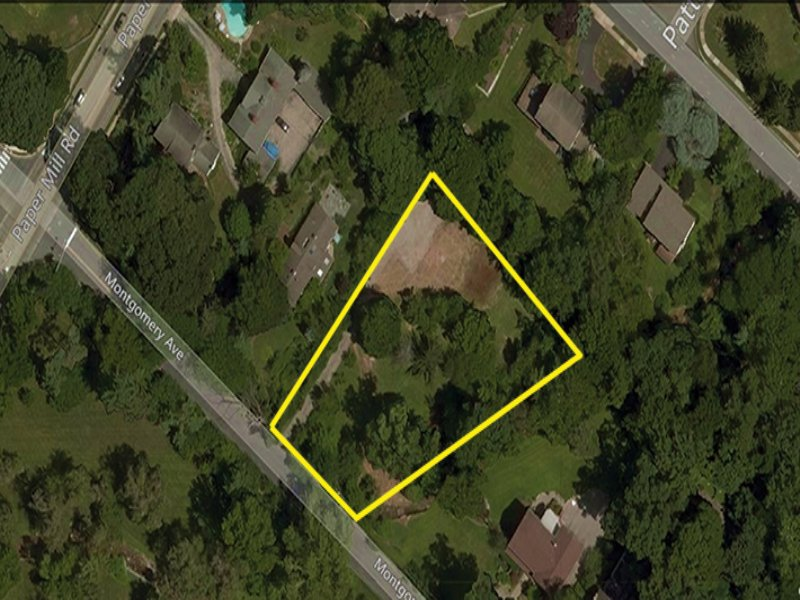 Approved Single Family Lot : Wyndmoor : Montgomery County : Pennsylvania