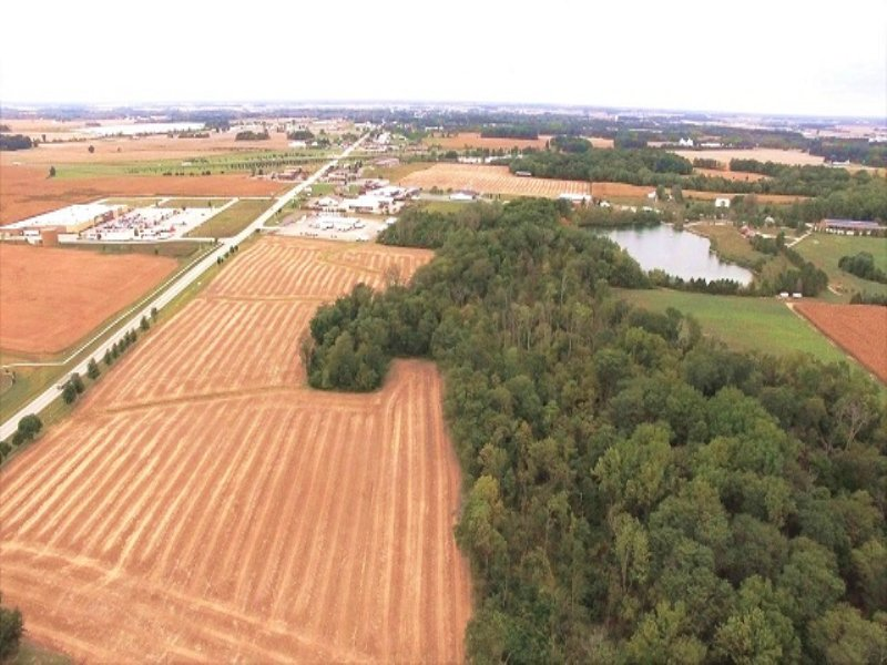 Commercial Land Auction : Upper Sandusky : Wyandot County : Ohio